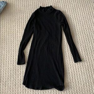 Abercrombie fitted sweater dress